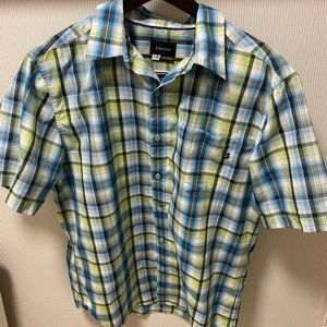Marmot Button Up Shirt - Size L